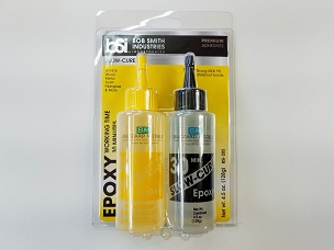 Slow-Cure 30 Minute Epoxy 4-1/2 oz