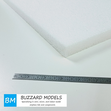 EPP Foam Sheets White 1