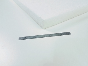 EPP Foam Sheets White 1-1/4