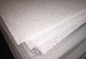 EPP Foam Sheets White 6mm Thick #1.3 Density 12