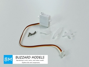 BM5320S 1.7g Ultra Micro Nano Digital Servo JST-SH 1.00mm pitch