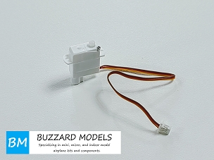 BM5330S 1.9g Ultra Micro Nano Digital Servo JST-SH 1.00mm pitch